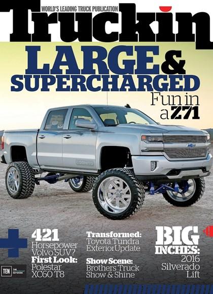 Truckin' Cover - 10/5/2017