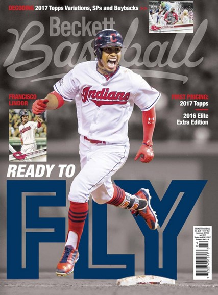 Beckett Baseball Cover - 4/1/2017