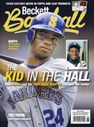 Beckett Baseball Magazine 2/1/2016