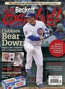 Beckett Baseball Magazine 6/1/2016