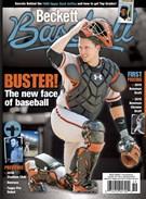 Beckett Baseball Magazine 3/1/2016