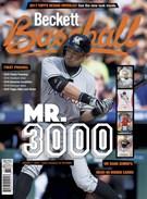 Beckett Baseball Magazine 10/1/2016