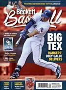 Beckett Baseball Magazine 8/1/2015