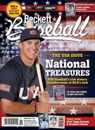 Beckett Baseball Magazine 7/1/2015