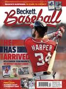 Beckett Baseball Magazine 9/1/2015