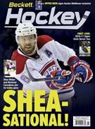 Beckett Hockey Magazine 1/1/2017