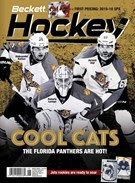 Beckett Hockey Magazine 6/1/2016