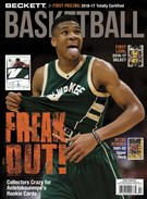 Beckett Basketball Magazine 4/1/2017