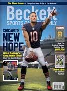 Beckett Sports Card Monthly Magazine 8/1/2017