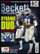 Beckett Sports Card Monthly Magazine 2/1/2017