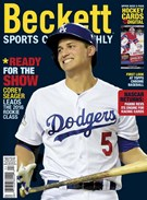 Beckett Sports Card Monthly Magazine 4/1/2016