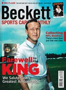 Beckett Sports Card Monthly Magazine 12/1/2016