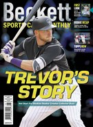 Beckett Sports Card Monthly Magazine 6/1/2016