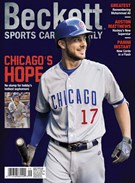 Beckett Sports Card Monthly Magazine 9/1/2016
