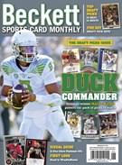 Beckett Sports Card Monthly Magazine 6/1/2015