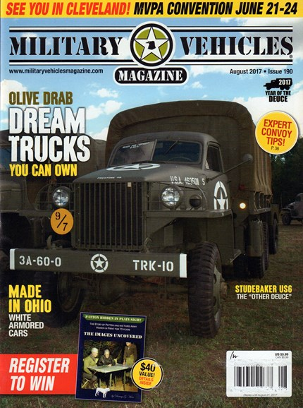 Military Vehicles Cover - 8/1/2017
