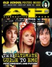Alternative Press Magazine | 11/1/2017 Cover