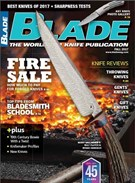 Blade Magazine 9/1/2017