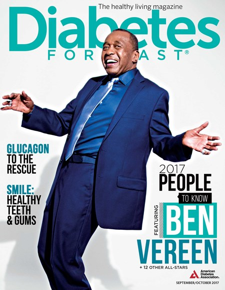 Diabetes Forecast Cover - 9/1/2017