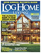 Log Home Living Magazine 10/1/2017