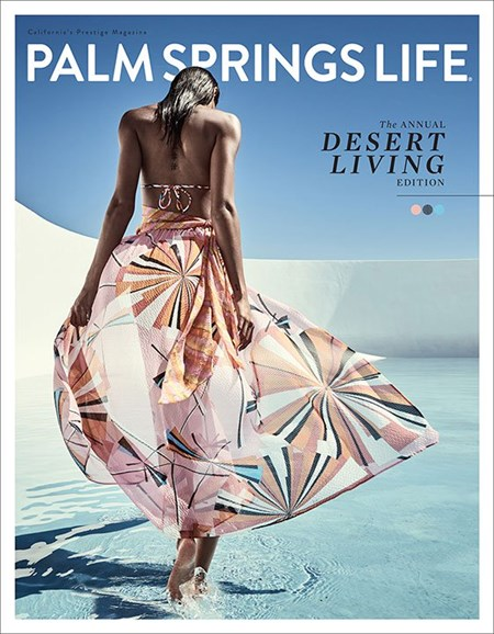 Palm Springs Life Cover - 9/1/2017