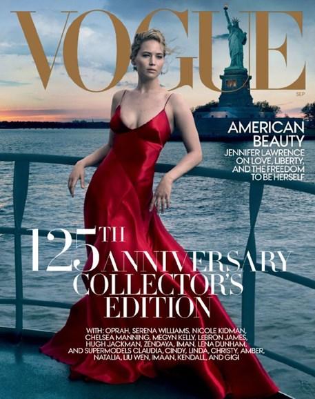 Vogue Cover - 9/1/2017