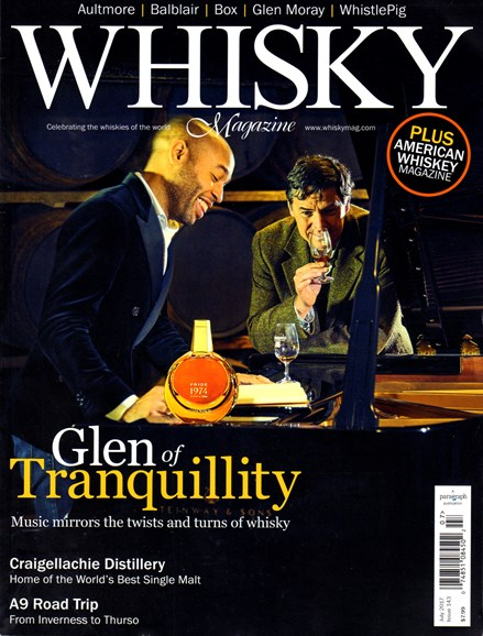Whisky Cover - 7/1/2017