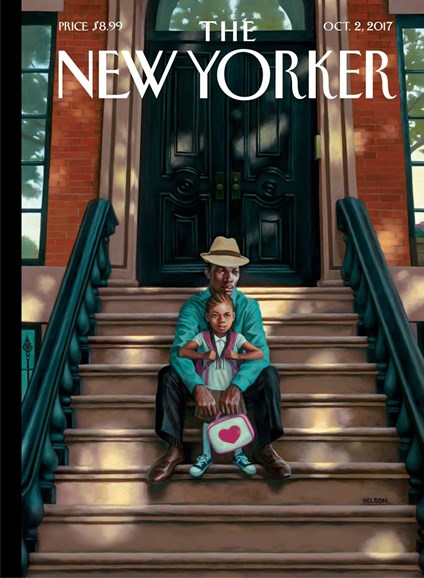 The New Yorker Cover - 10/2/2017