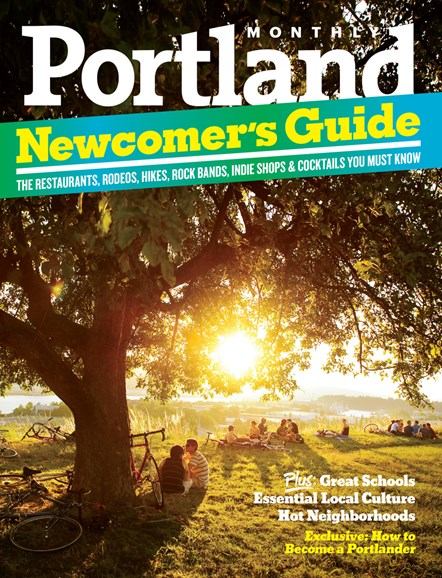 Portland Monthly Cover - 6/30/2017