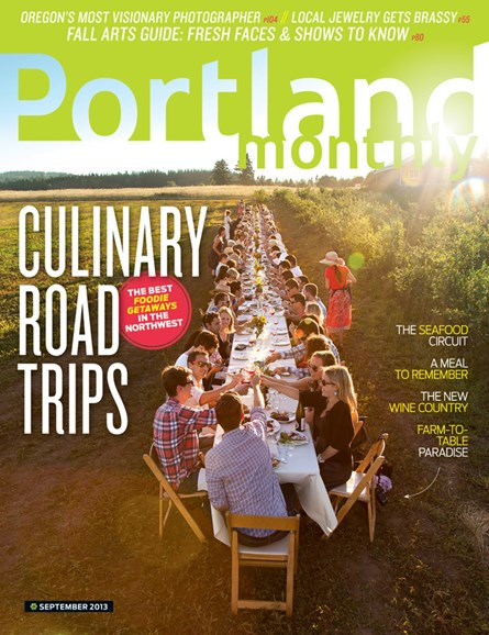 Portland Monthly Cover - 9/1/2013