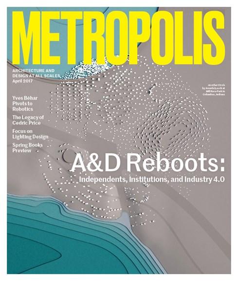 Metropolis Cover - 4/1/2017