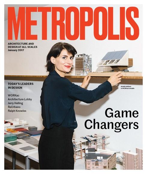 Metropolis Cover - 1/1/2017