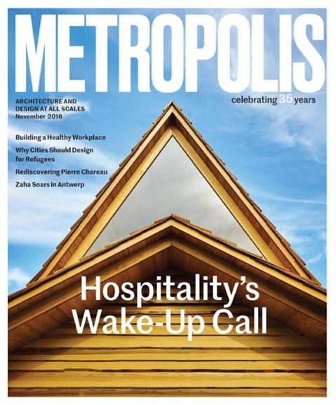 Metropolis Cover - 11/1/2016