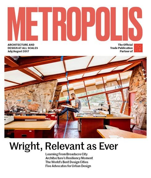 Metropolis Cover - 7/1/2017