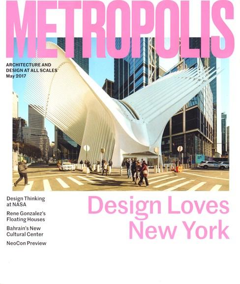 Metropolis Cover - 5/1/2017