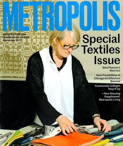Metropolis Cover - 9/1/2017