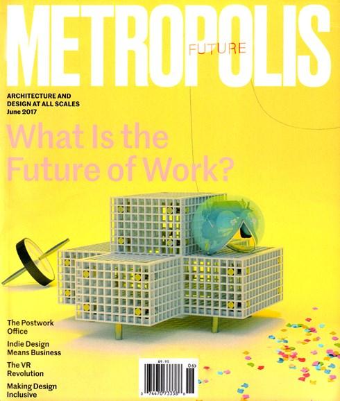Metropolis Cover - 6/1/2017