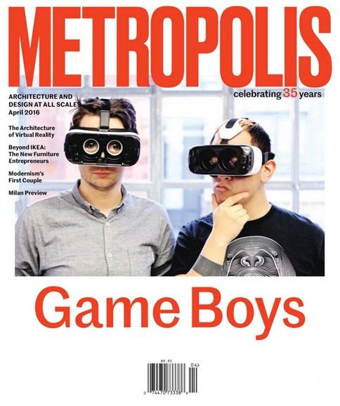 Metropolis Cover - 4/1/2016