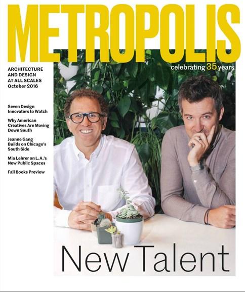 Metropolis Cover - 10/1/2016