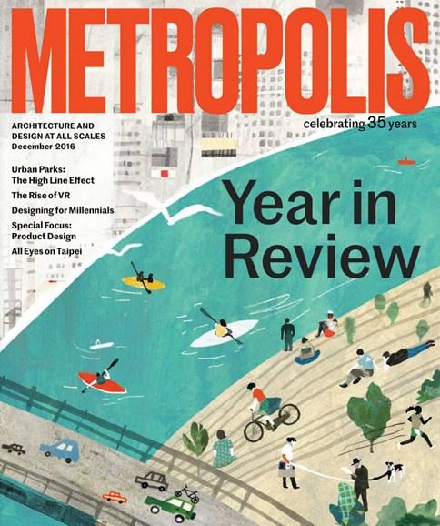 Metropolis Cover - 12/1/2016