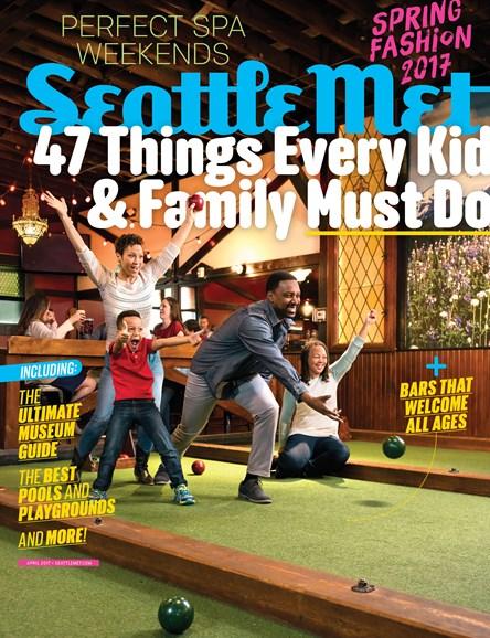 Seattle Met Cover - 4/1/2017