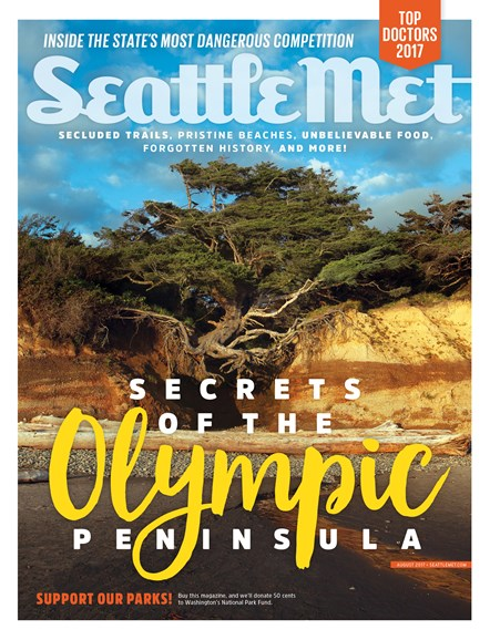 Seattle Met Cover - 8/1/2017