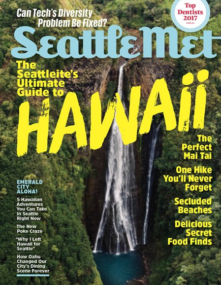 Seattle Met Cover - 1/1/2017