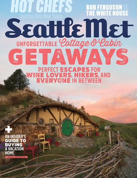 Seattle Met Cover - 6/1/2017