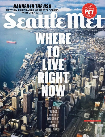Seattle Met Cover - 5/1/2017