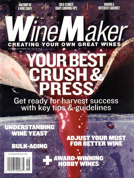 Winemaker Cover - 8/1/2017