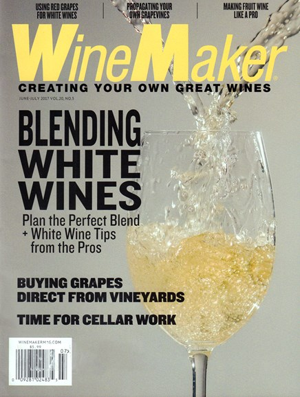 Winemaker Cover - 6/1/2017