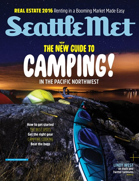 Seattle Met Cover - 5/1/2016