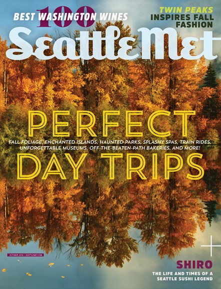 Seattle Met Cover - 10/1/2016