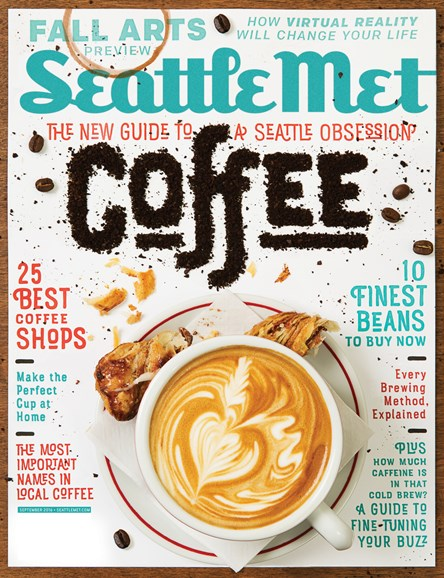Seattle Met Cover - 9/1/2016